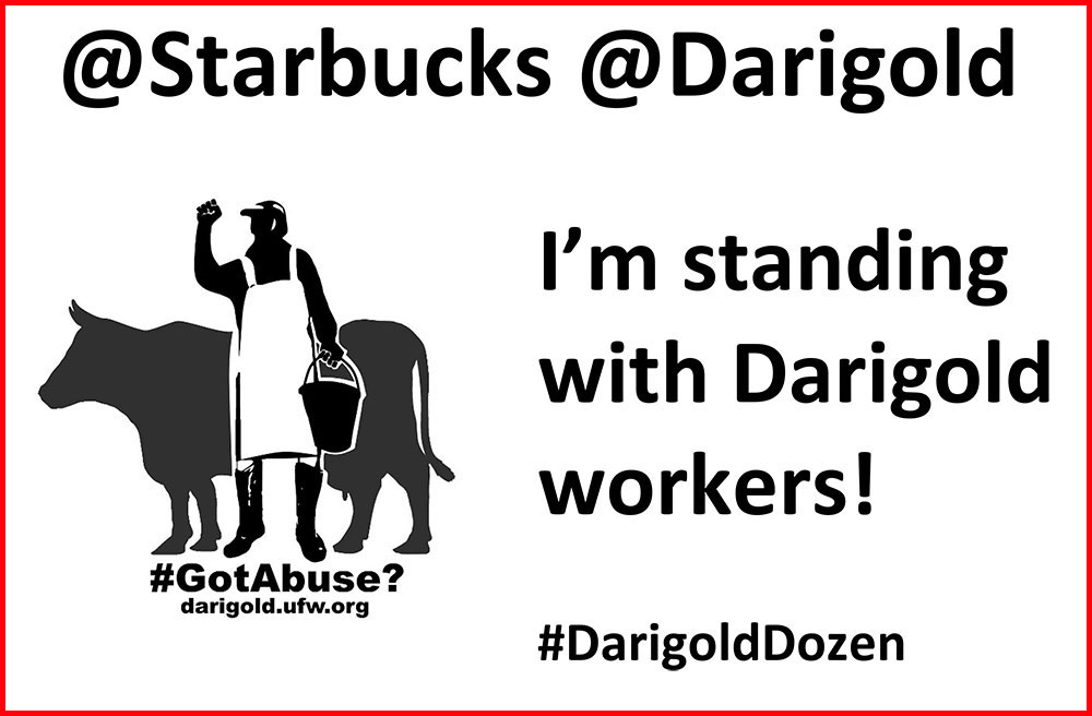 Stand with Darigold workers!